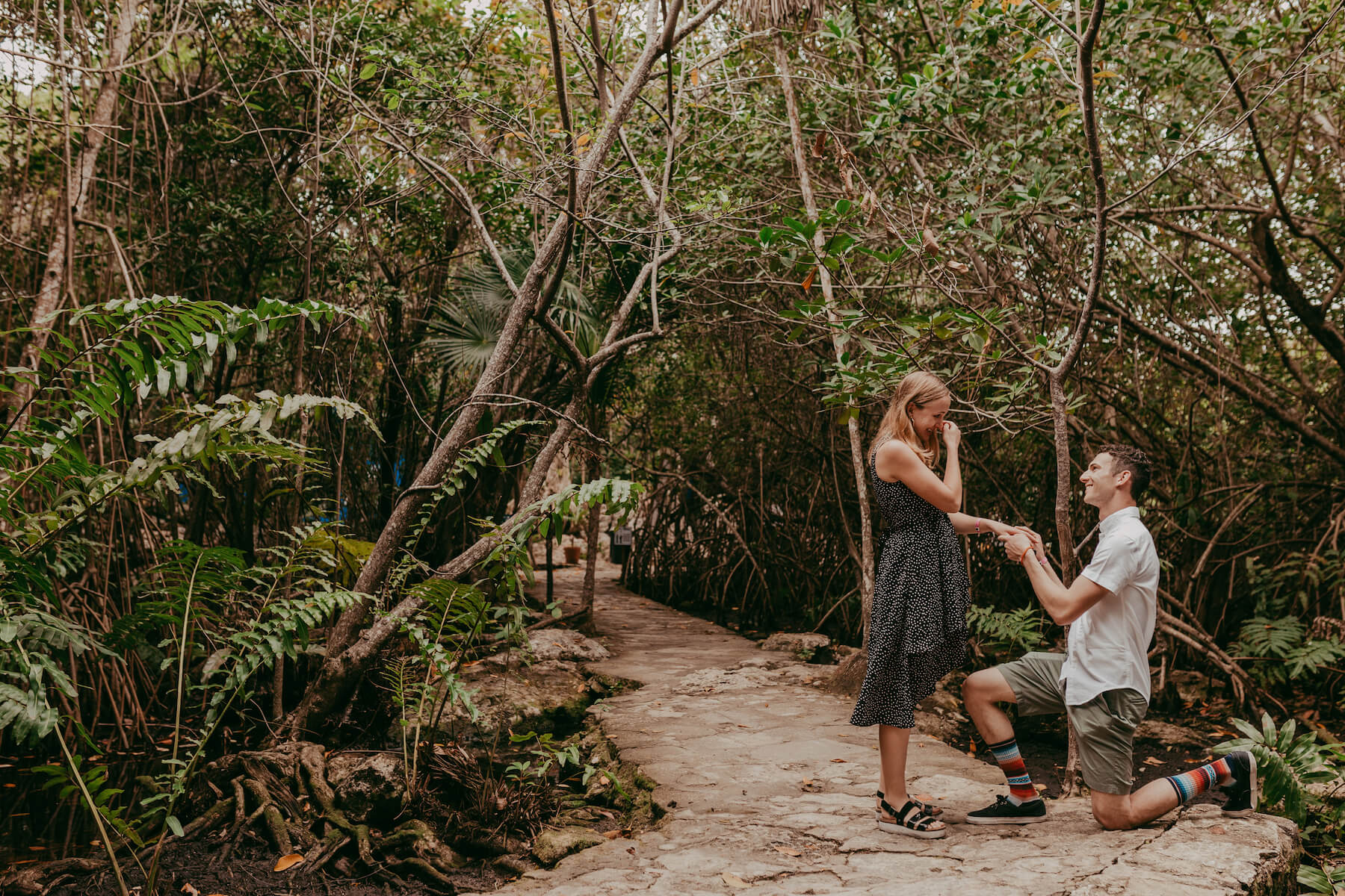 Love Around the World: March Proposal Moments