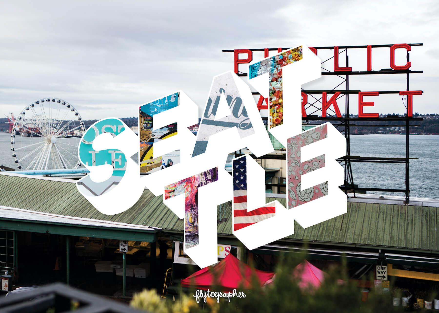 Seattle city puzzle