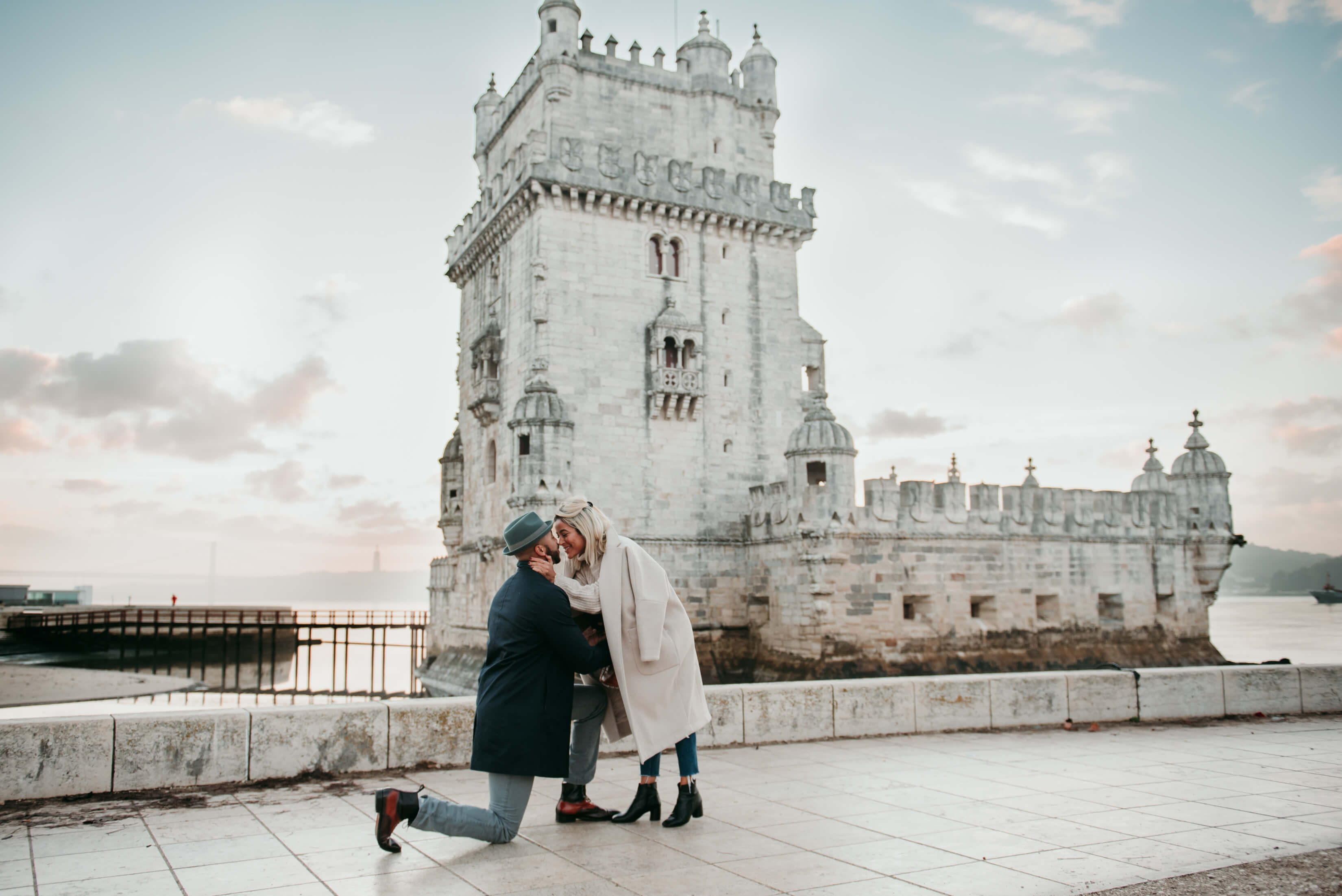 Photo: Claudia in Lisbon for Flytographer