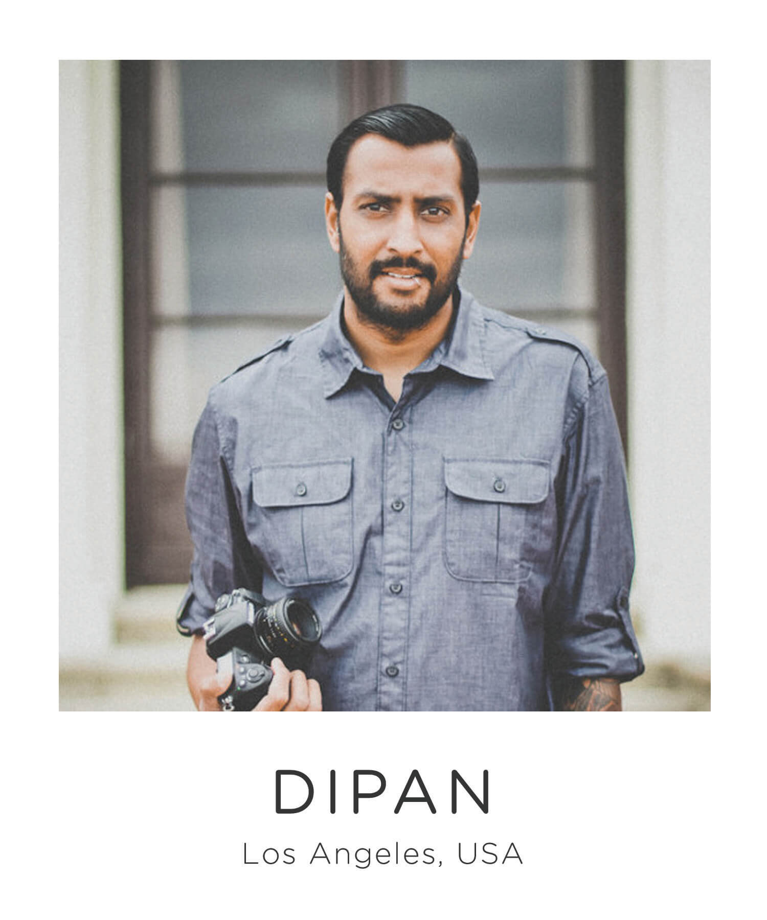 LA Photographer Dipan
