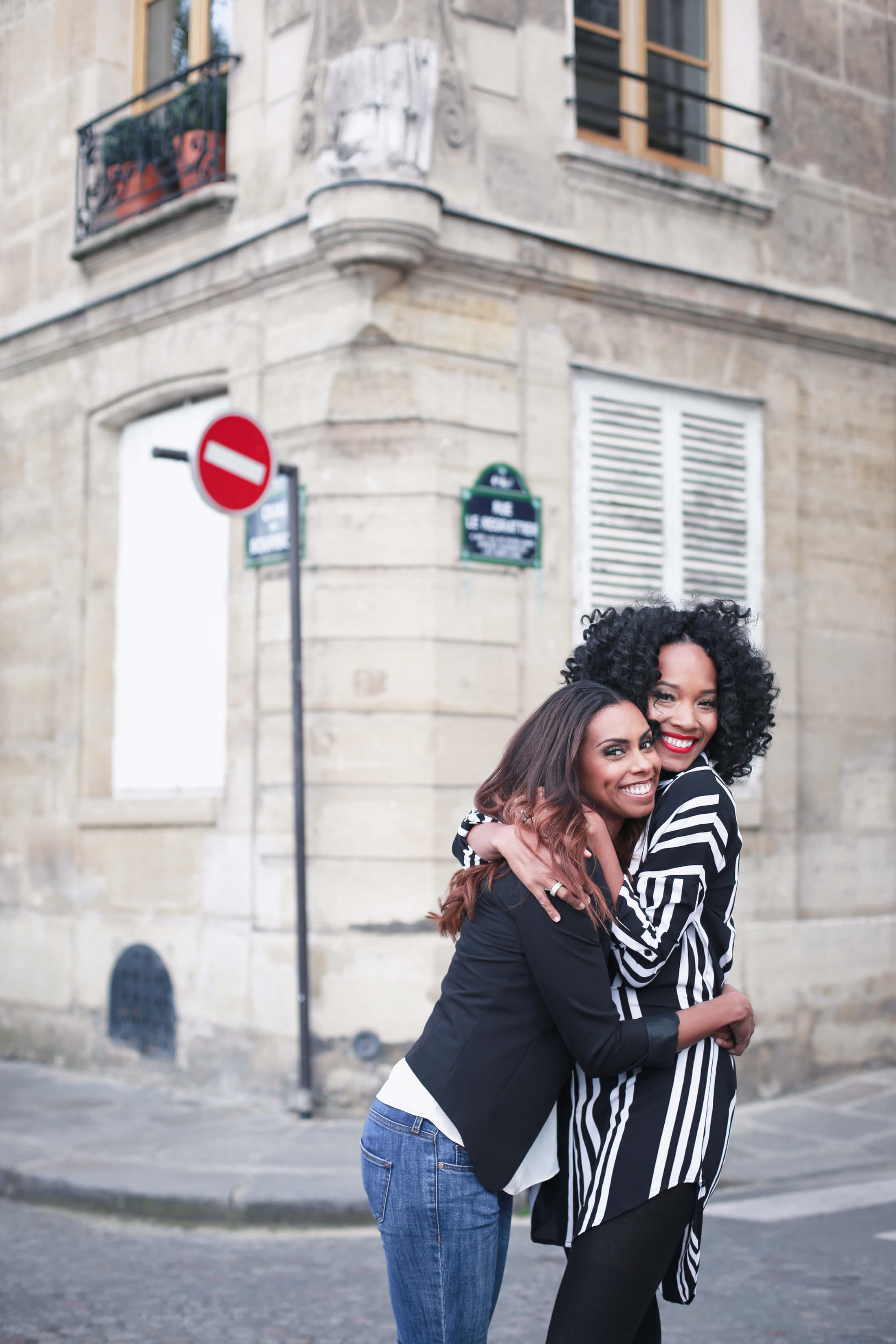 Photo: Lucille in Paris for Flytographer