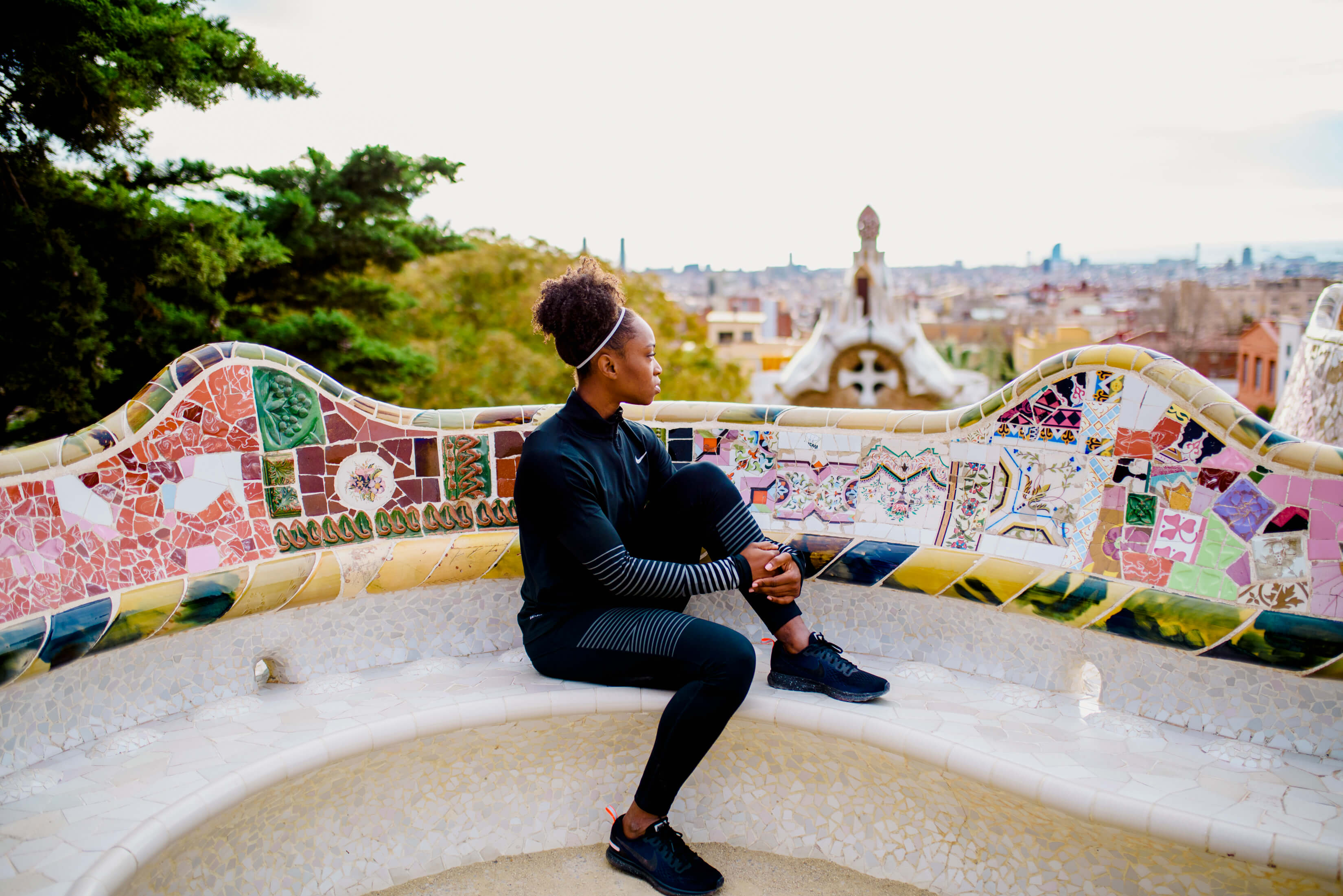 Photo: Orlando in Barcelona for Flytographer