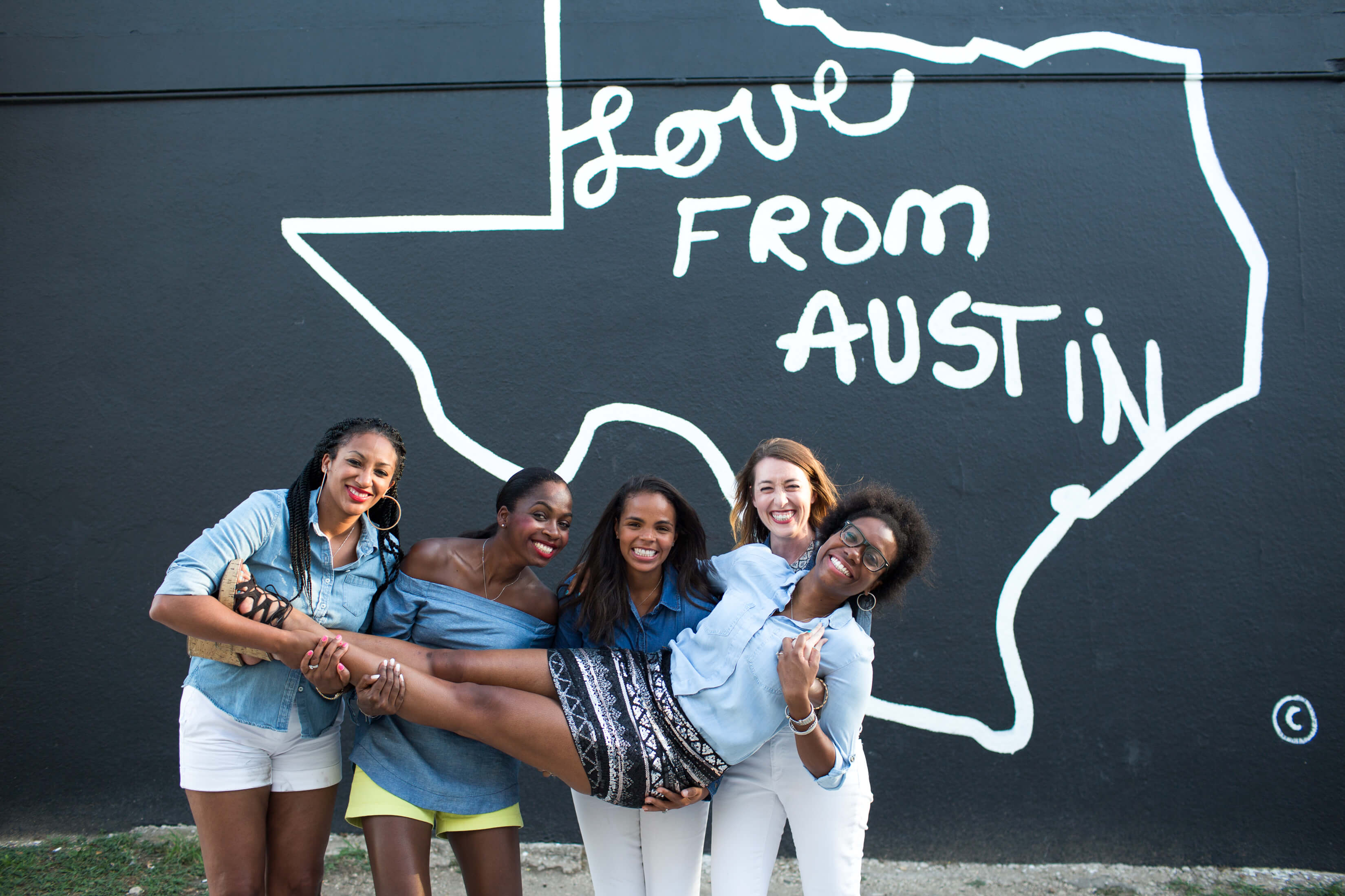 Photo: Paige  in Austin for Flytographer
