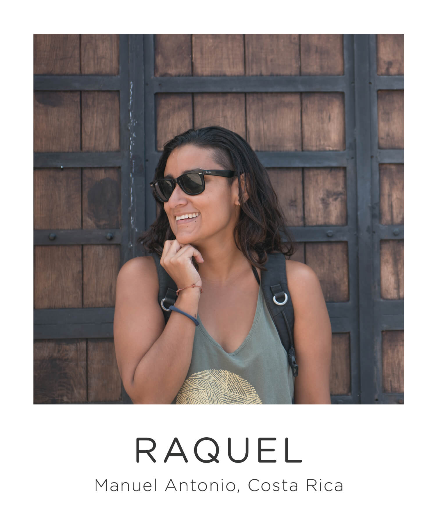 Manuel Antonio Photographer Raquel