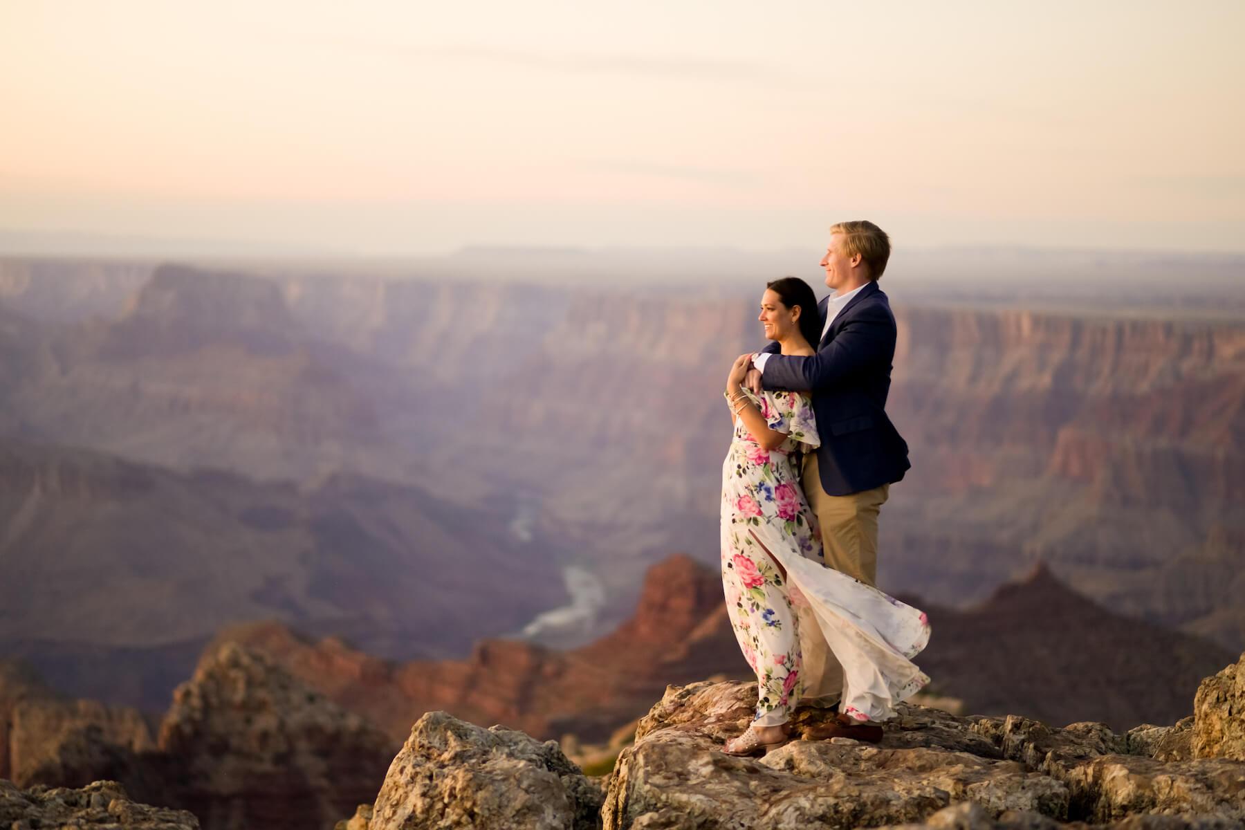 grand-canyon-heather whiteside – Grand Canyon – 06-14-2020 - Flytographer TERRI