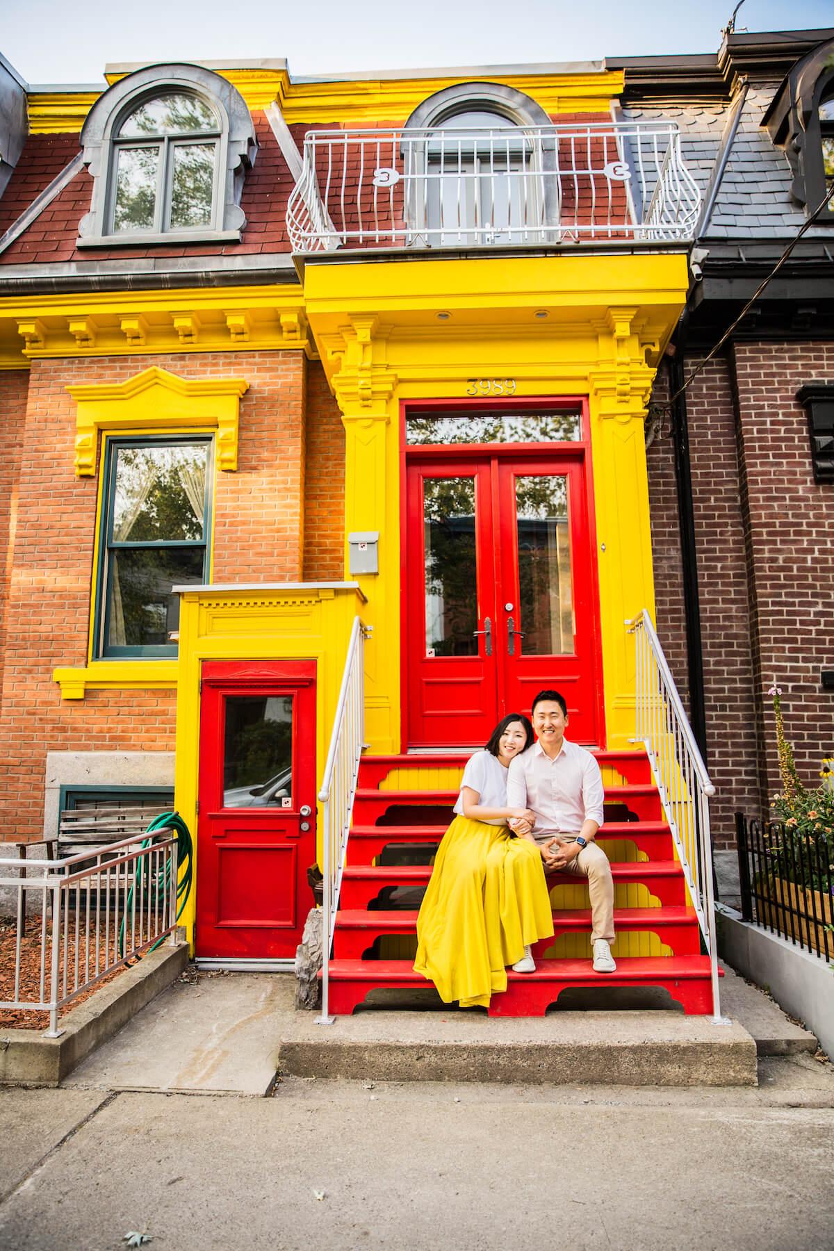 Exploring Montreal in Canada