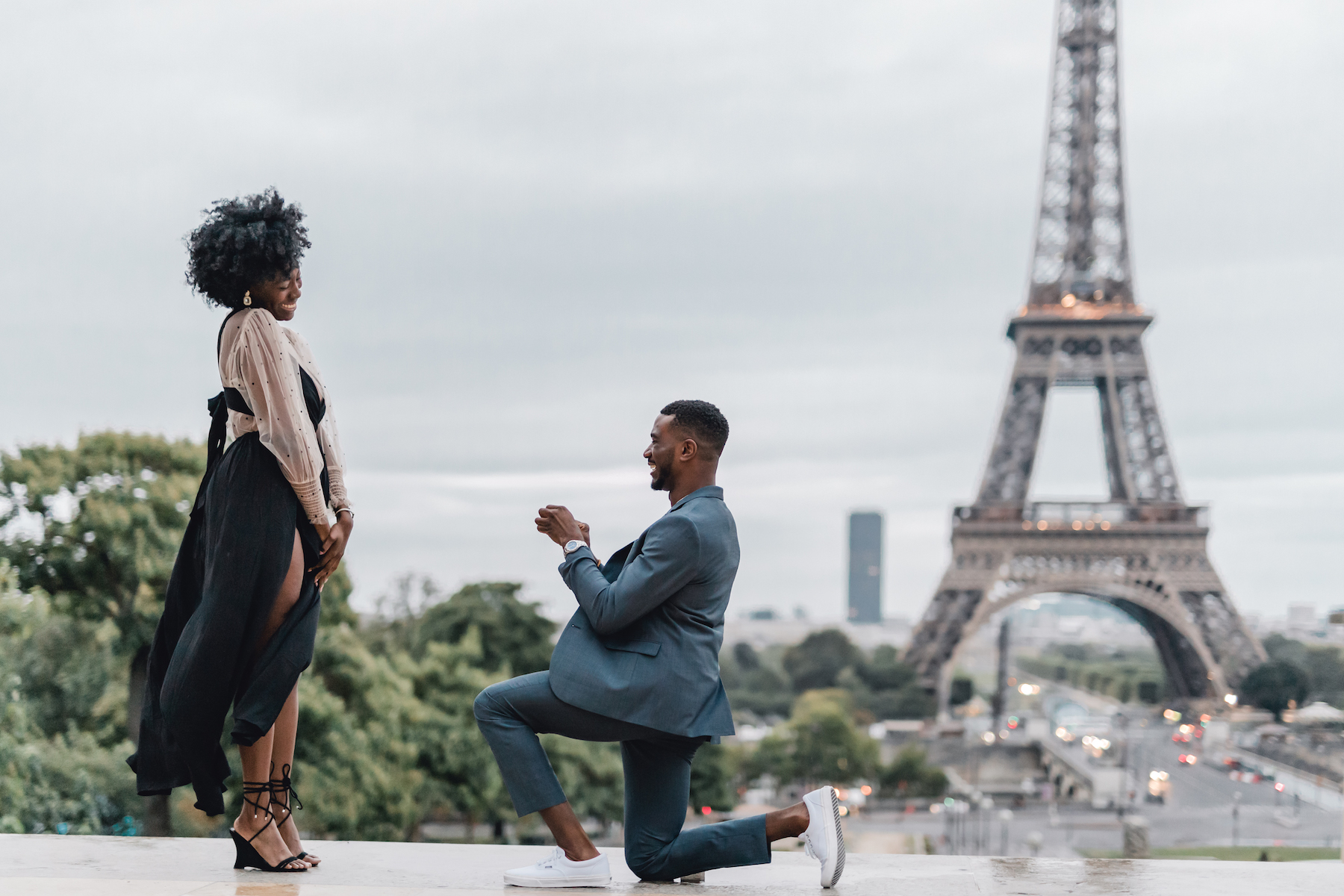 The Best Surprise Engagement Proposals Captured From Around the World
