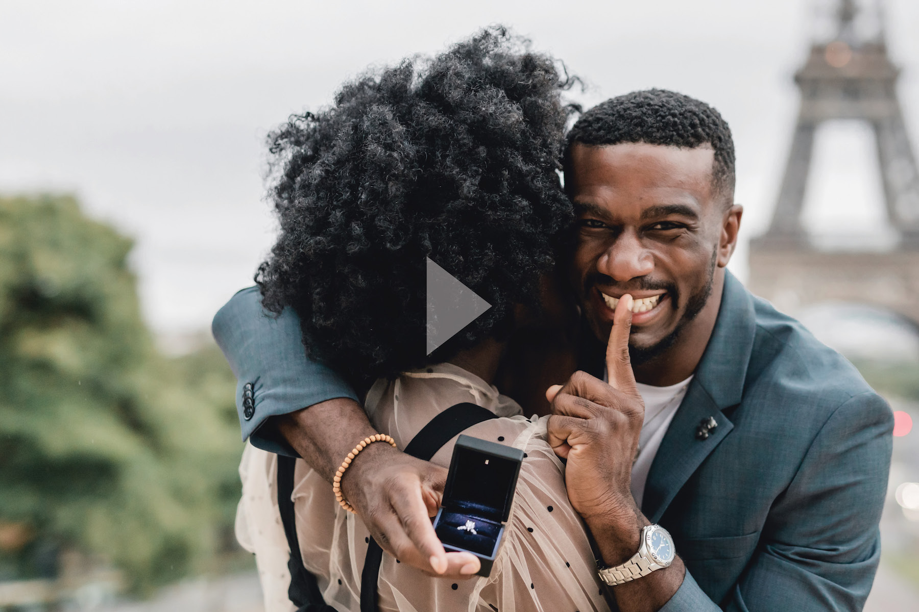 proposal videos from around the world captured by Flytographer
